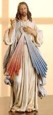 Divine Mercy Statue Figurine 10 Inch Jesus