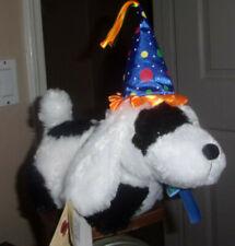 "Chantilly Lane Musical Dog 10"" Plush New Plays Happy Birthday"