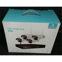 HeimVision HM241 1080P Wireless Security Camera System, 8CH NVR 4 Cameras