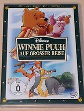 DVD - Winnie Puuh: Auf großer Reise - absolut neuwertige DVD
