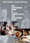 Ein seltsames Paar + Immer noch ein seltsames Paar Teil 1+2 - 2 Filme # DVD-NEU