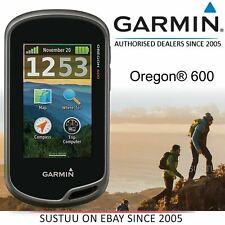 Garmin Oregon 600 Handheld GPS¦Outdoor Navigation¦Worldwide Basemap¦BARO Compass