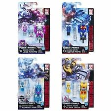 4 Transformers Power of the Primes Vector, Alchemist, Liege Maximo, Alpha Trion