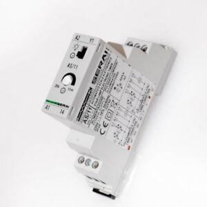 Temporizzatore luci scale elettronico AS/11 - SERAI 17.11
