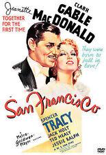 San Francisco - Jack Holt, Clark Gable, Spencer Tracy - New