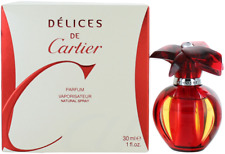 Delices By Cartier For Women Parfum Spray 1oz New