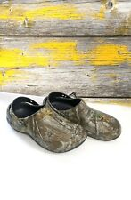 Crocs Bistro Realtree Edge Camo Clogs  Size Mens 10 Womens 12