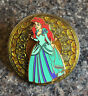 Disney - WDW Stained Glass Princess Series - Ariel Pin - Beautiful 3D Pin Badge