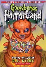 Goosebumps HorrorLand #16: Weirdo Halloween: Special Edition-ExLibrary