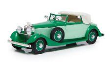 Esval 1934 Hispano Suiza J12 Three-Position Drophead by Fernandez & Darrin 1:18