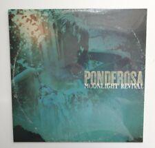 Ponderosa - Moonlight Revival Vinyl Record 2011 LP NEW & SEALED