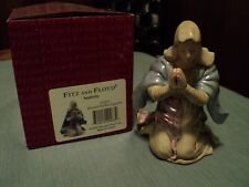 Fitz and Floyd Nativity Blessed Mary: 19/201