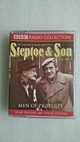 Steptoe and Son : v.9: Men of Property: Four Episodes (Audio Cassette 2001)