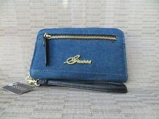 NWT GUESS CHANTILLY CELL PHONE  Wallet Purse Handbag Bag
