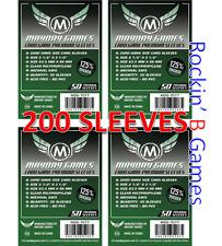 Mayday Premium Game Card Sleeves 63.5 x 88 mm (4x50 Pack, 200 sleeves) MDG-7077