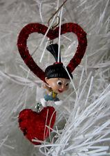 UNIQUE AGNES DESPICABLE ME VALENTINE RED HEARTS TREE ORNAMENT DECOR HANGING
