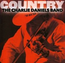 THE CHARLIE DANIELS BAND - COUNTRY: THE CHARLIE DANIELS BAND (NEW CD)