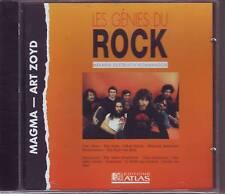 MAGMA et ART ZOYD  (CD) (les genies du rock editions atlas)