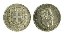 pcc1759_3) Regno Vittorio Emanuele II Scudo lire 5 del 1874 TONED