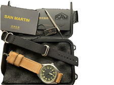 San Martin Pilot Watch