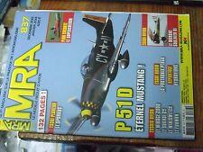 $$$ Revue MRA N°837 Plan encarte SupercheronP 51 DMorane Saulnier A1