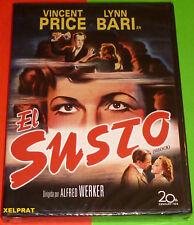 EL SUSTO / SHOCK - DVD R2 - Precintada