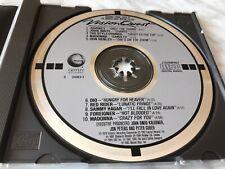 Vision Quest Soundtrack CD TARGET DISC 1985 MADE IN JAPAN Madonna, Journey, Dio