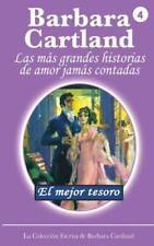 El Mejor Tesoro by Barbara Cartland (2013, Paperback)