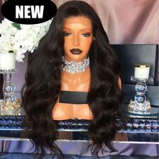 Best Body Wave Human Hair Wigs Indian Remy Hair Lace Front Wigs For Black Women