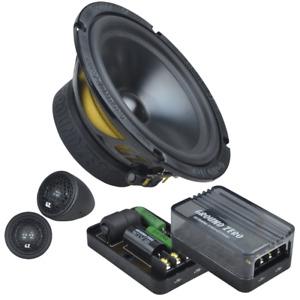 Ground Zero GZRC 165.2SQ-IV 165 mm 2-Wege SQ Komponenten-Lautsprecher NEU PAAR