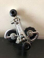 Vintage NOS Zeus Alpha 72 Especial Rear Bicycle Derailleur Short Cage Bike