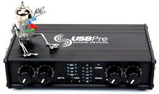 Sound Devices USBPre Audio Interace mic preamp high end + Mint Condition + Warranty