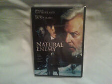 Natural Enemy DVD(2004) - BRAND NEW! FACTORY SEALED! EXCELLENT CONDITION!