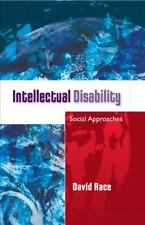 Intellectual Disability: Social Approaches, Very Good Condition Book, Race, Davi