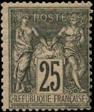 France Scott #100 Mint No Gum