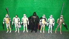 Arena De Star Wars Trooper + Stormtrooper + Darth Vader Lote De Figuras De Acción-Usado