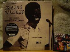 FRANCK VALMONT ET SYNCHRO RHYTHMIC ELECTRIC LANGUAGE LP/1976 France/Jazz/Beguine