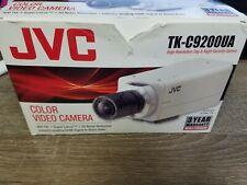 JVC TK-C9200UA Color Video Security Camera