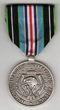 US NATIONAL IMAGERY AND MAPPING AGENCY MERITORIOUS SERVICE MEDAL CIA DIA