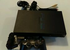 Sony PlayStation 2 Fat Console PS2  Controller HDD Adapter Tested