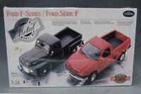 Testors Ford F-Series Pickup Truck 1:24, 50th Anniversary Metal Model NEW L-2268