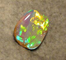 GEM-Class Yowah Nuss-Opal Grün-Blau-Gold -Top Farbe -27,4ct. Top Brillanz !!