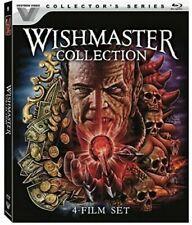 Wishmaster Collection - Blu-ray Region 1