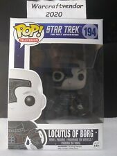 Funko Pop Television Star Trek The Next Generation #194 Locutus of Borg Vaulted