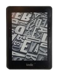 "Amazon Kindle Voyage eReader, 6"" Black, (300ppi), WiFi - w/Cord"