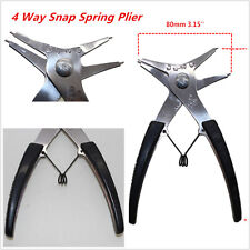 Professional 2 in 1 Car Auto Snap Spring Ring Circlip Removal Install Tool Plier(Fits: Audi)