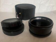 Hoya cerrar lente de zoom 49mm Accesorio