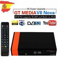 GTMEDIA HD V8 Nova Digital Satellite TV Receiver DVB-S2 Built-in Wifi