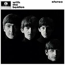 The Beatles WITH THE BEATLES.  NEW SEALED VINYL  LP RE-ISSUE