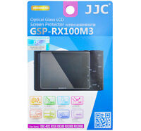 JJC GSP-RX100M3 Tempered Glass LCD Screen Protector for SONY DSC-RX1 RX1R